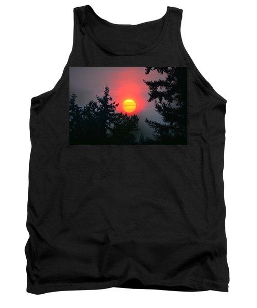 Wildfire Sunset Tank Top