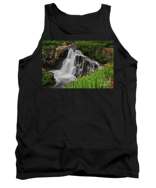 Wildflower Falls Tank Top