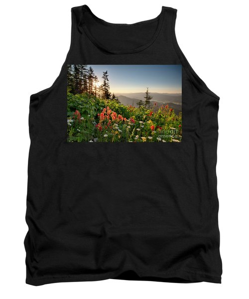 Wildflower View Tank Top