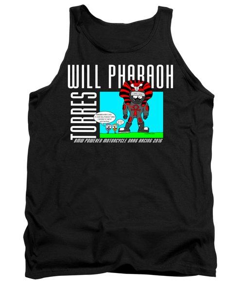 Will Pharaoh Torres 002 Tank Top