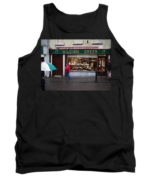 William Greer Tank Top