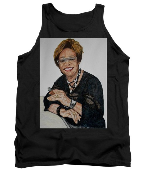 Willie Height Tank Top