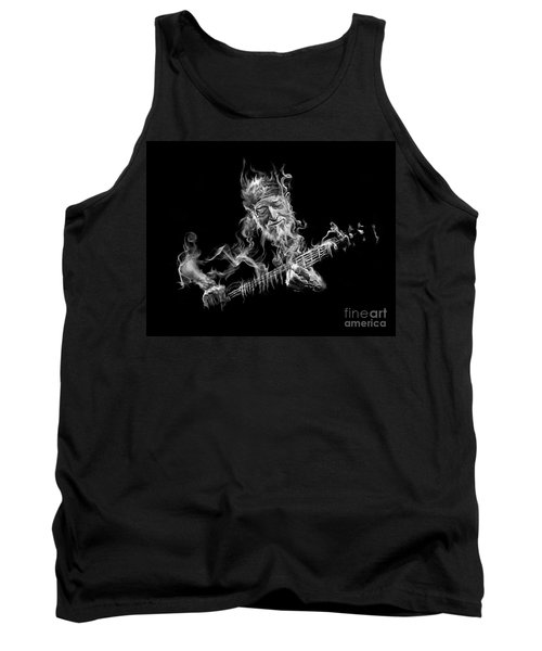 Willie - Up In Smoke Tank Top