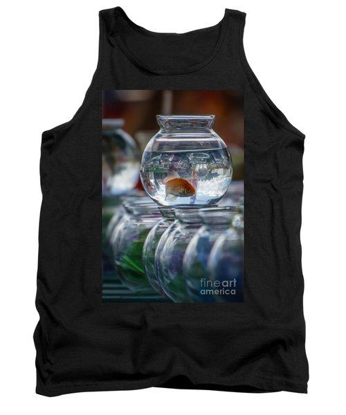 Win A Goldfish Tank Top