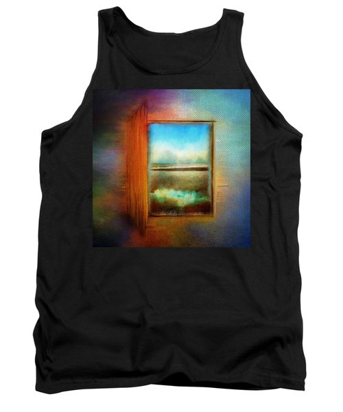 Window To Anywhere Tank Top