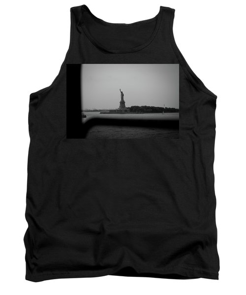 Window To Liberty Tank Top by David Sutton