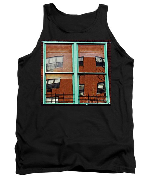 Windows In The Heights Tank Top by Sarah Loft