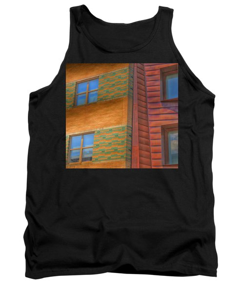 Windowscapes Tank Top