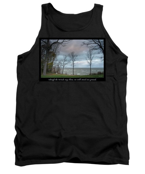 Winds May Blow Tank Top
