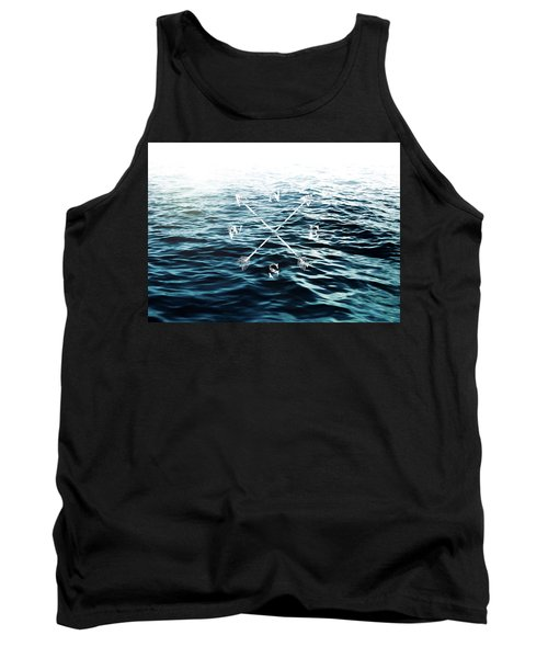 Winds Of The Sea Tank Top