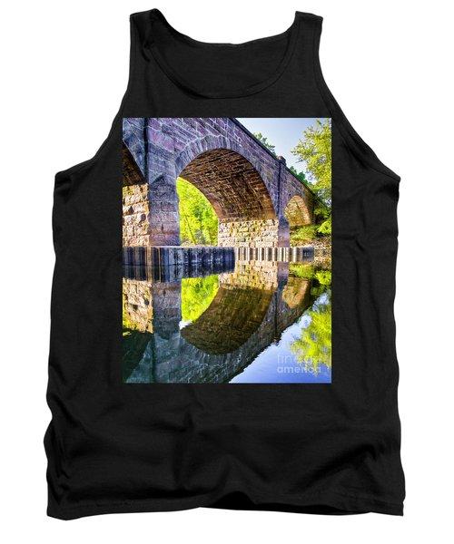 Windsor Rail Bridge Tank Top