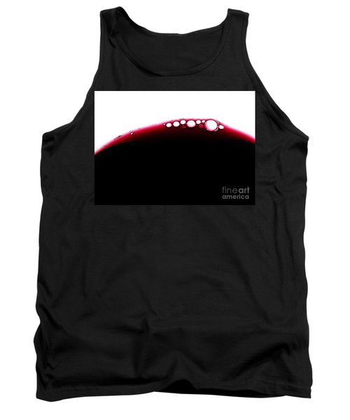 Wine Bubles Tank Top