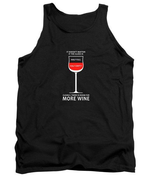 Wine Glasses 1 Tank Top