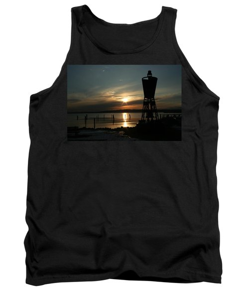 Winter Dawn Tank Top