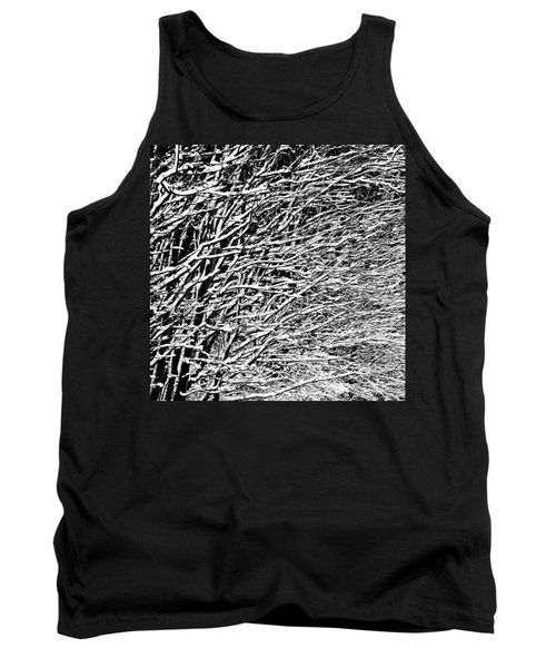 Tank Top featuring the photograph Winter by Gert Lavsen
