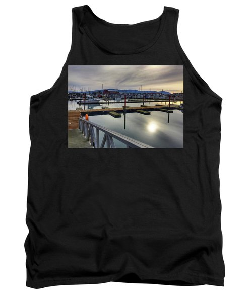 Winter Harbor Tank Top