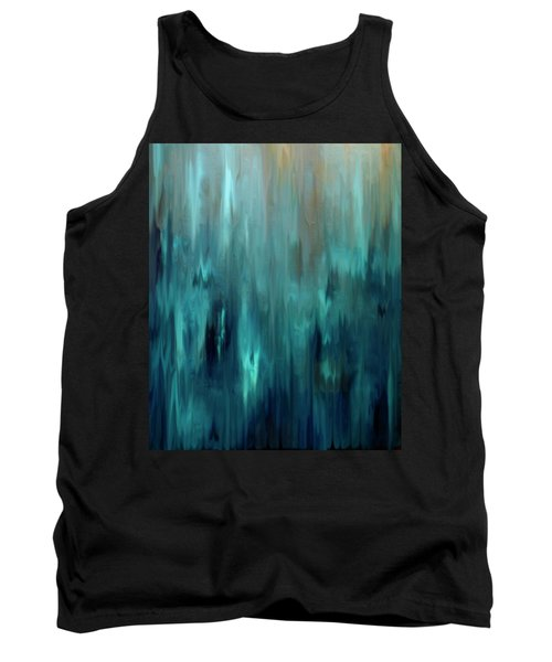 Winter In Finland Tank Top