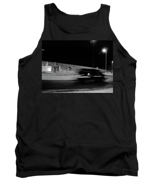 Tank Top featuring the photograph Winter In North Pole by Tara Lynn