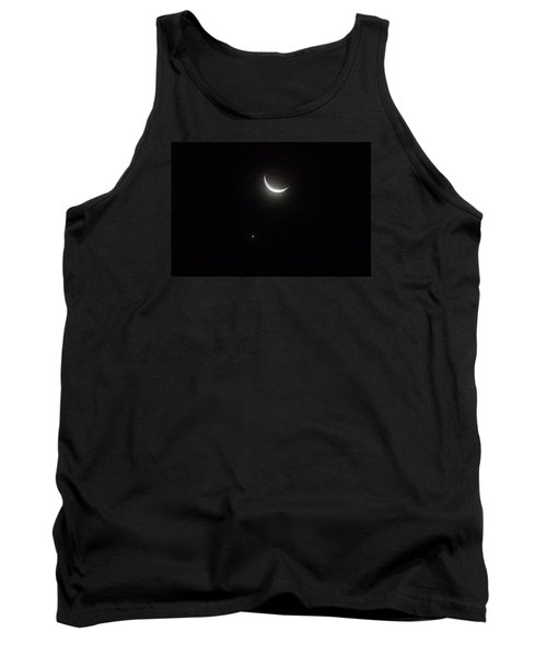 Winter Moon Venus Star Tank Top