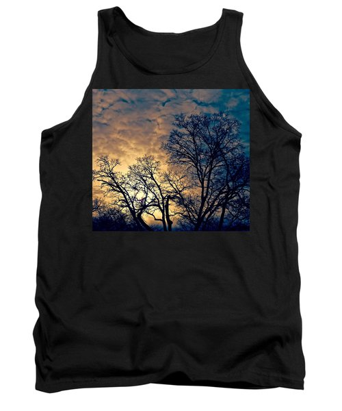 Winter's Afternoon Tank Top