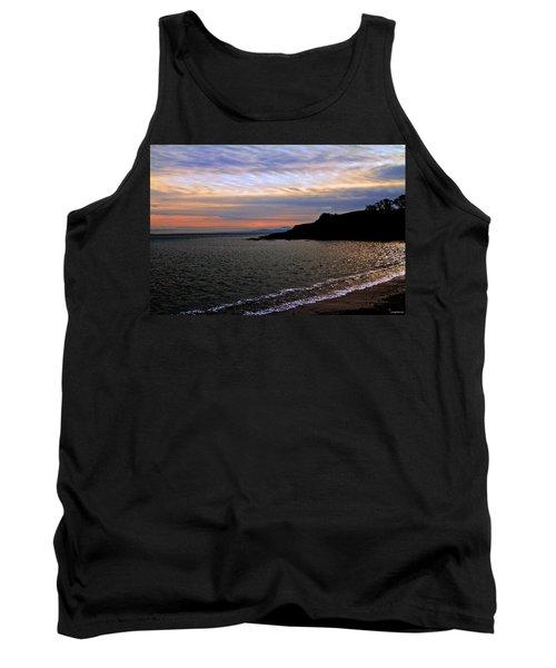 Winter's Beachcombing Tank Top