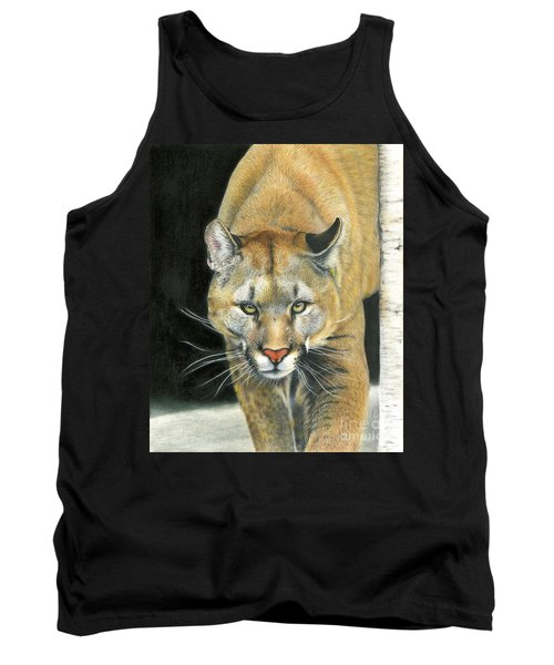Wintertime Prowler Tank Top