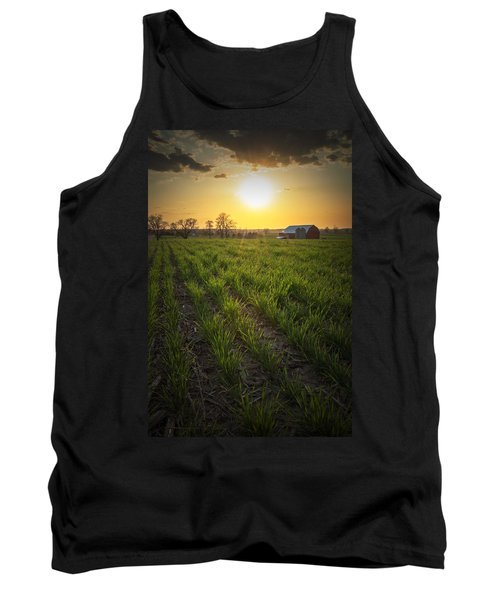 Wisconsin Farm Tank Top