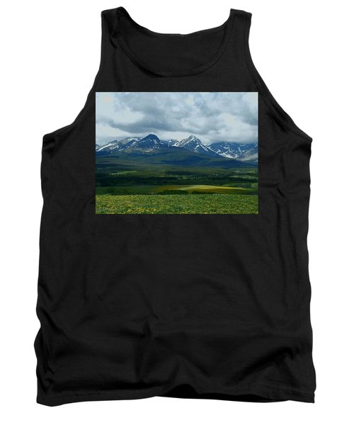 Wishing For Spring Tank Top