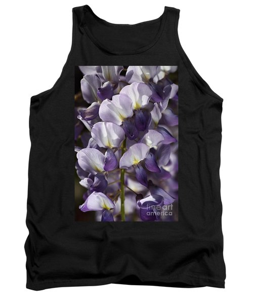 Wisteria In Spring Tank Top