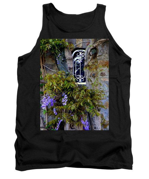 Wisteria Window Tank Top