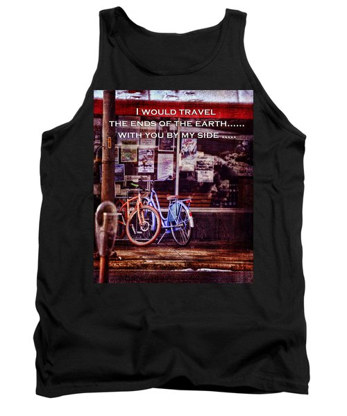 With You By My Side Tank Top