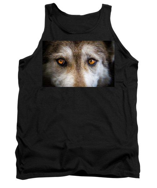Wolf Eyes Tank Top