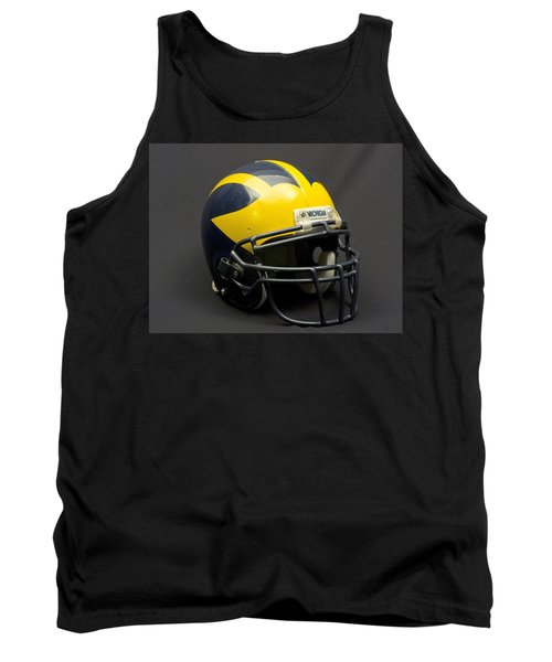 Wolverine Helmet Of The 2000s Era Tank Top