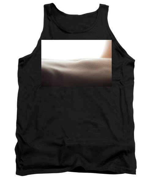 Womans Stomach Tank Top