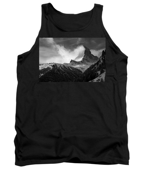 Wonder Of The Alps Tank Top