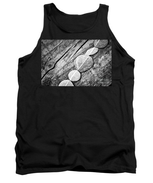 Wood And Stones Tank Top