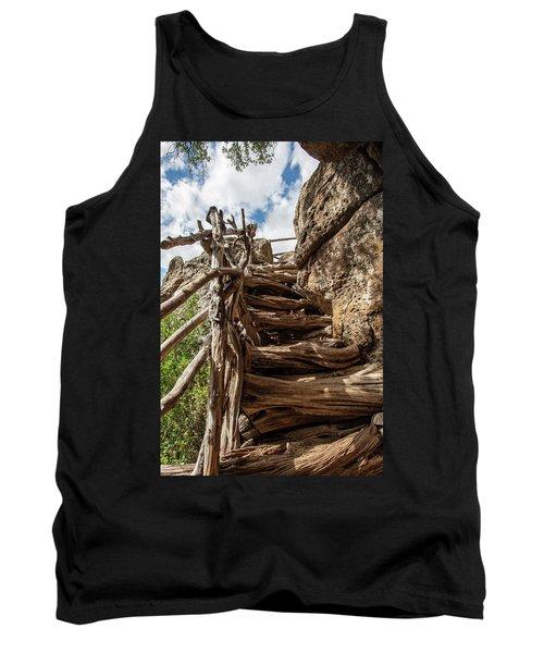 Wooden Ladder Tank Top