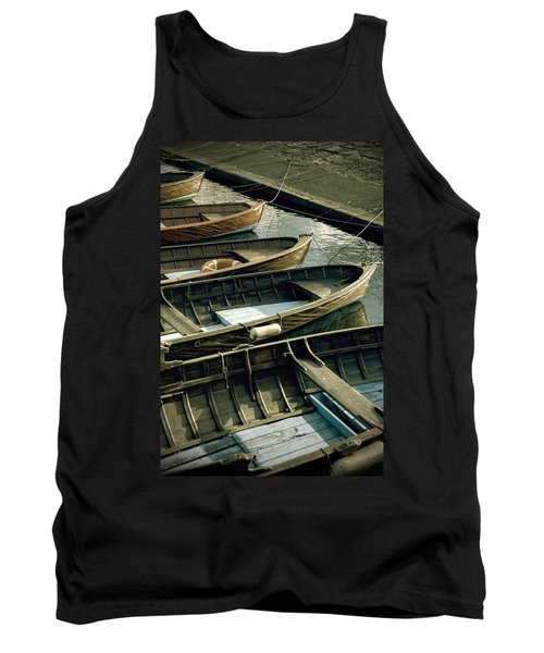 Wooden Boats Tank Top