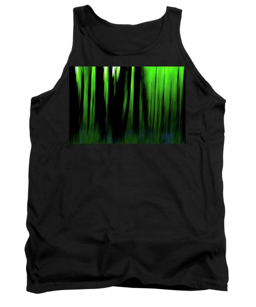 Woodland Abstract Iv Tank Top