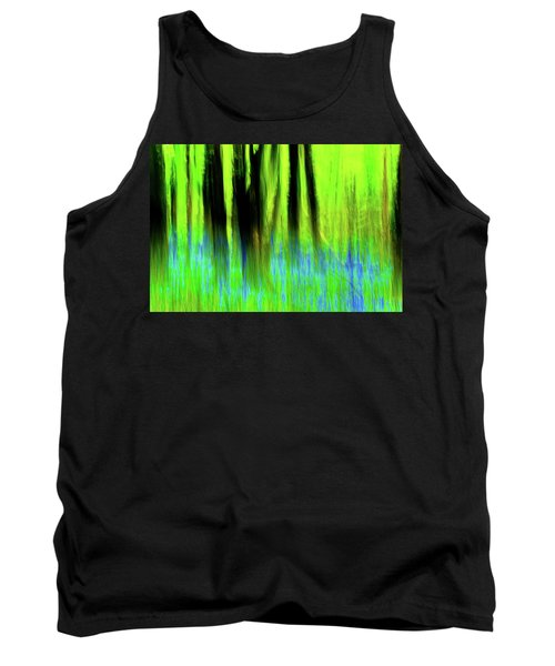 Woodland Abstract Vi Tank Top