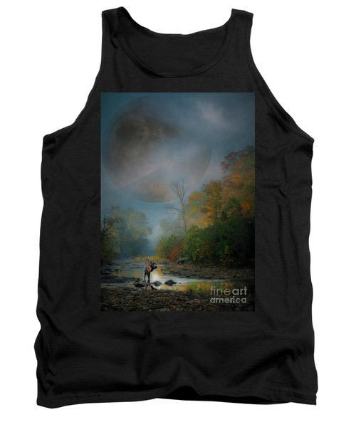 Woodland Elk Tank Top