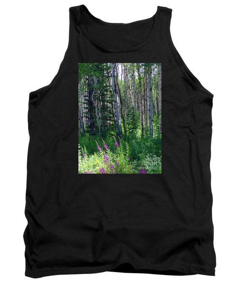 Woods Tank Top by Beth Saffer