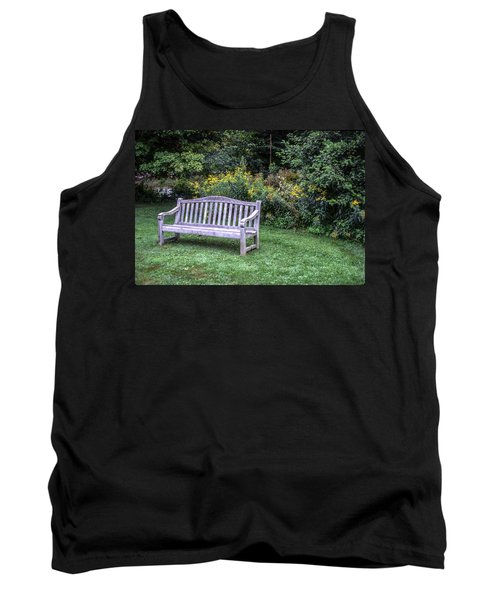 Woodstock Bench Tank Top