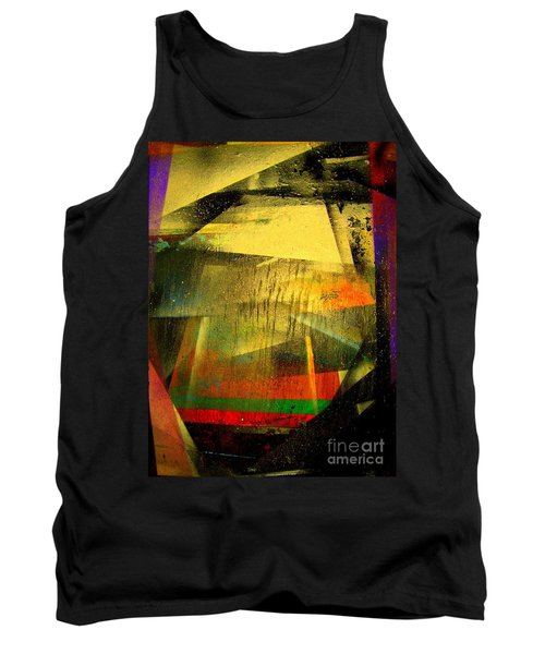 Work Bench Tank Top by Greg Moores