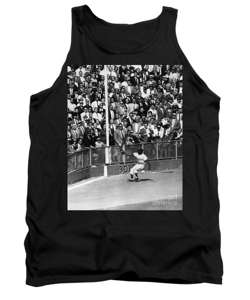 World Series, 1955 Tank Top by Granger