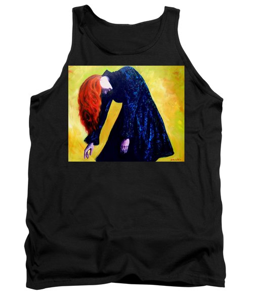 Wound Down Tank Top