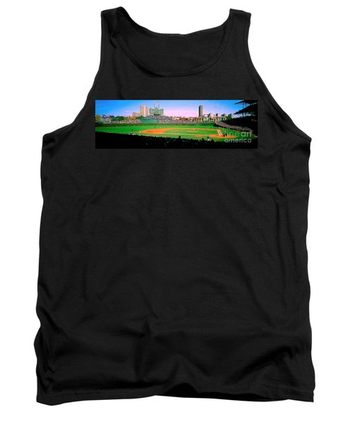 Wrigley Field  Tank Top