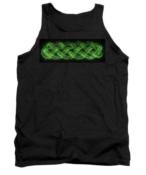 Wyrm - The Celtic Serpent Tank Top