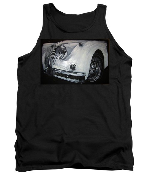 Xk150 Jaguar Tank Top