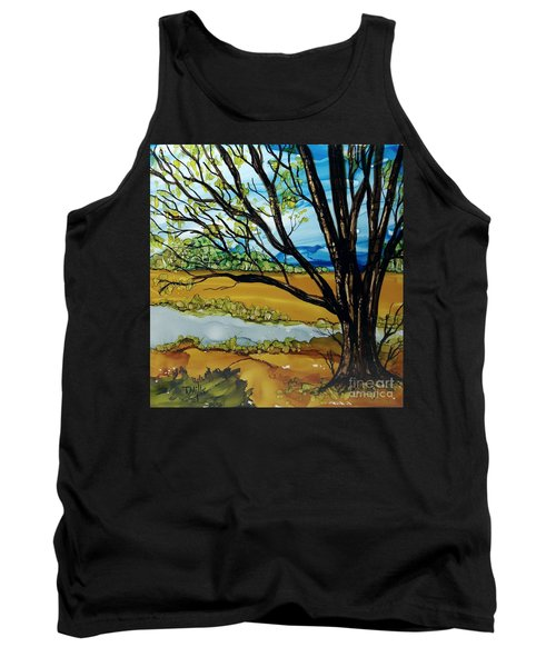 Ye Olde Oak Tank Top